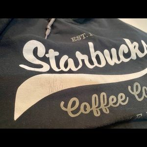 Starbucks Tops - Unisex t-shirt Starbucks hoodie